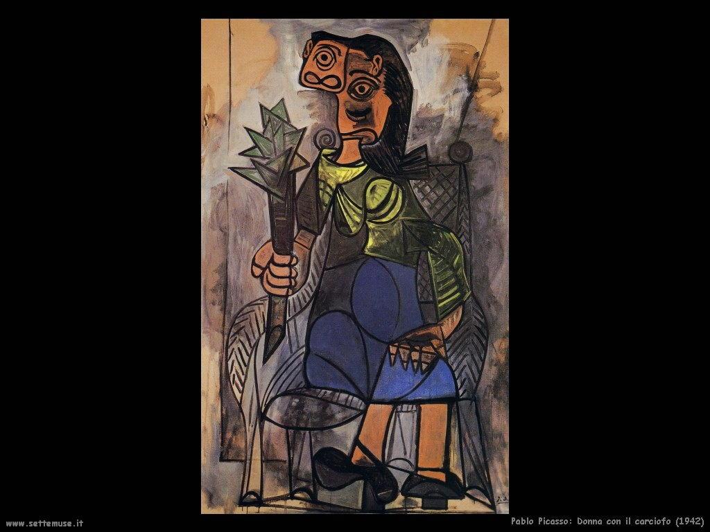 1942_pablo_picasso_donna_con_il_carciofo
