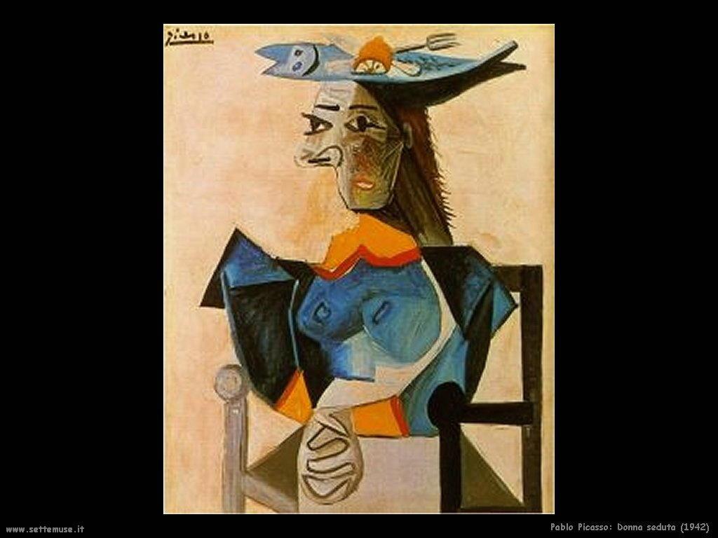 1942_pablo_picasso_donna_seduta