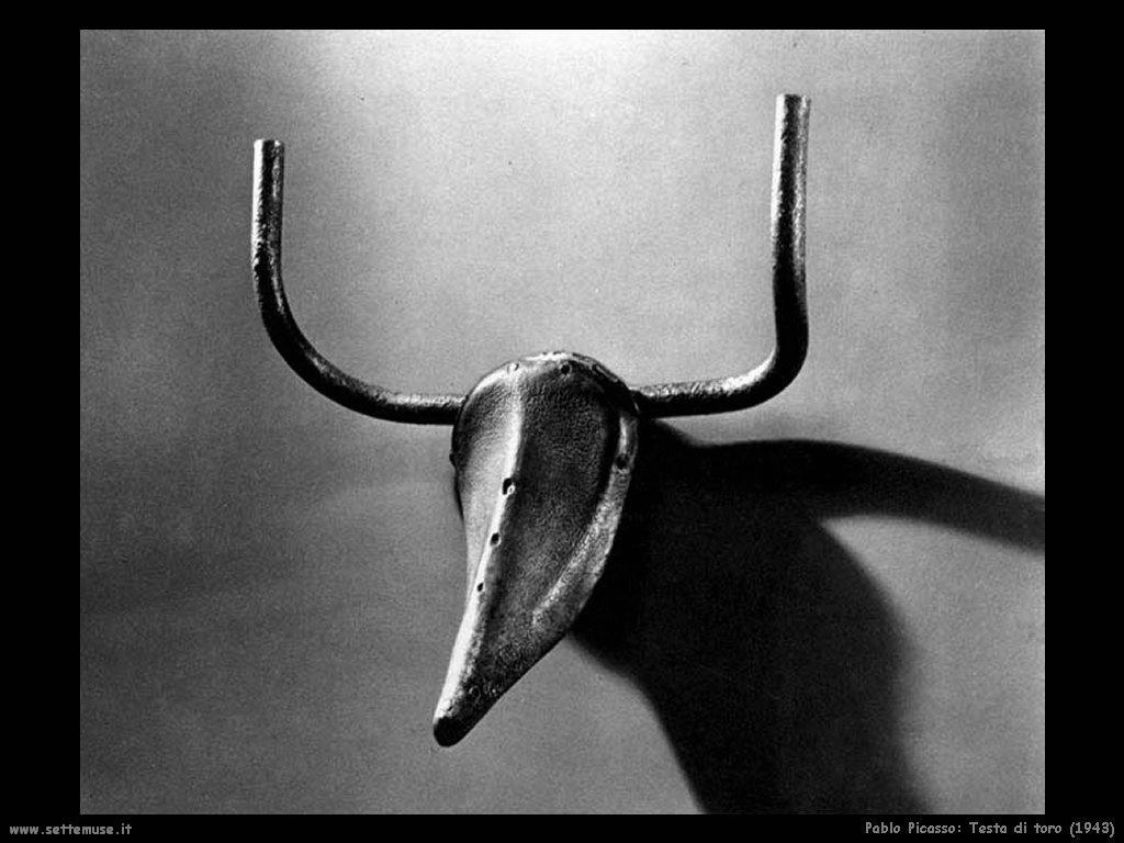 1943_pablo_picasso_testa_di_toro