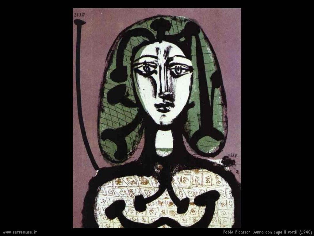 1948_pablo_picasso__donna_con_capelli_verdi