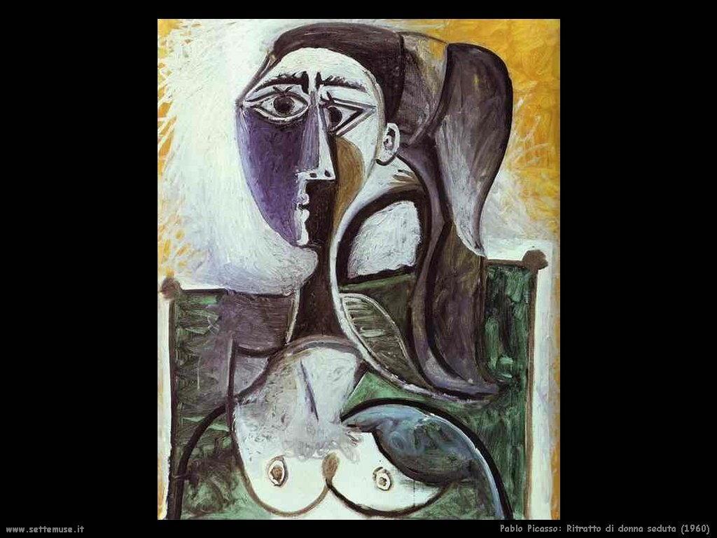 1960_pablo_picasso_ritratto_di_donna_seduta