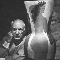 Fotografia di Pablo Picasso