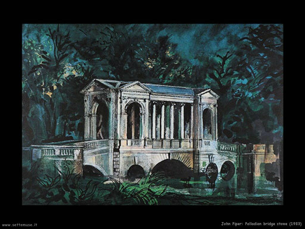 john_piper_016_palladian_bridge_stowe_1983