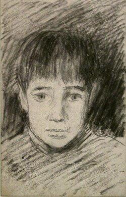 Schizzo Camille Pissarro