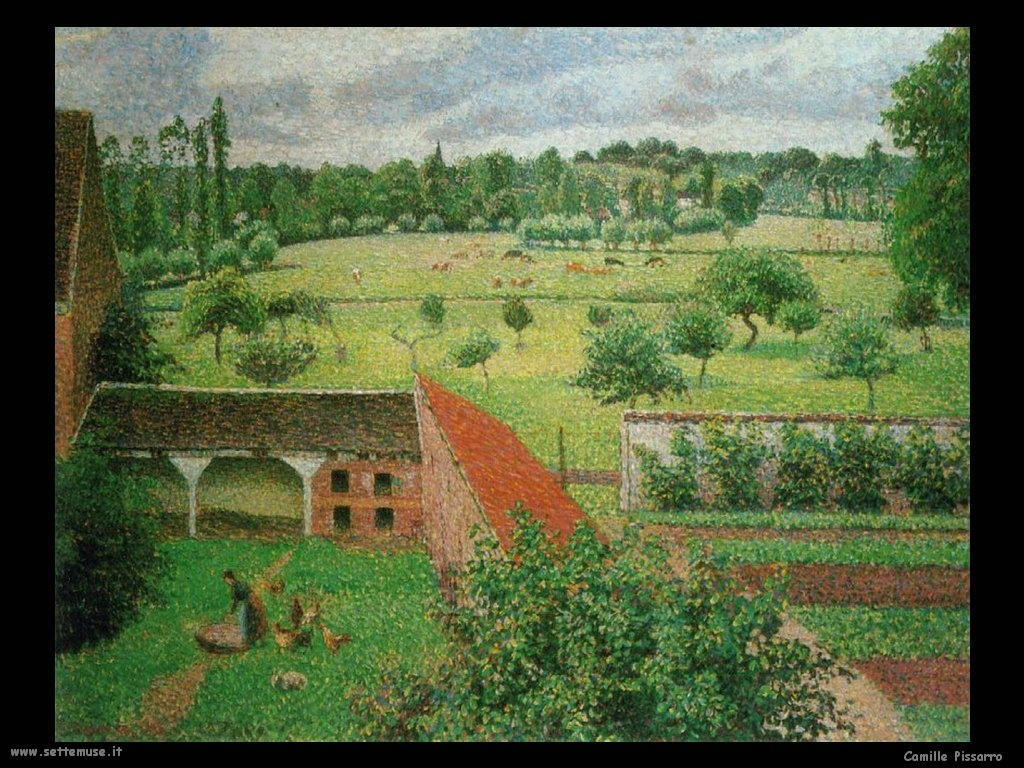052 Camille Pissarro