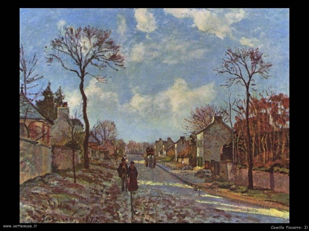Camille Pissarro 063_Strada_a_Louveciennes