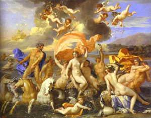 Pittura di Nicolas Poussin