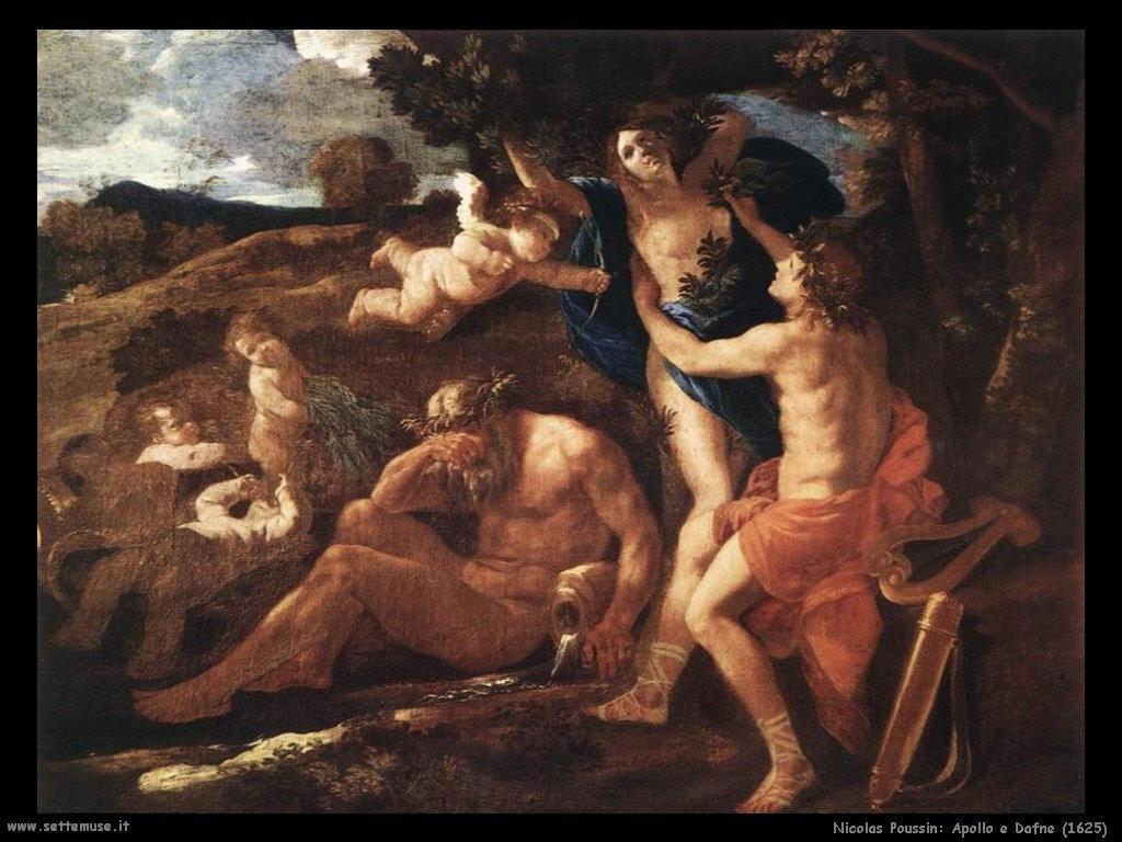 Nicolas Poussin_apollo_e_dafne_1625