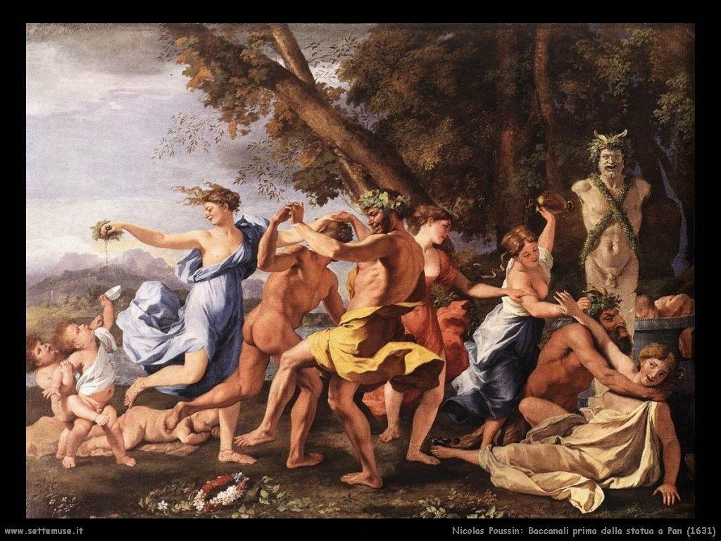 Nicolas Poussin_baccanali_prima_della_statua_a_pan_1631