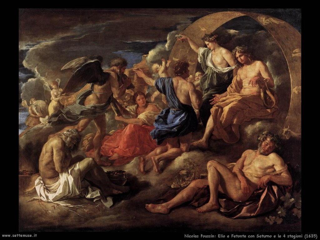 Nicolas Poussin_elio_e_fetonte_con_saturno_e_le_4_stagioni_1635
