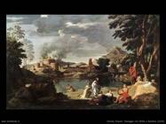 nicolas_poussin_013_paesaggio_con_orfeo_ed_euridice_1648