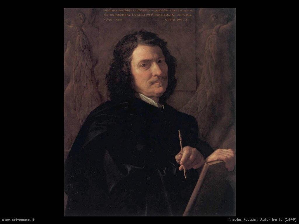 Nicolas Poussin_autoritratto_1649