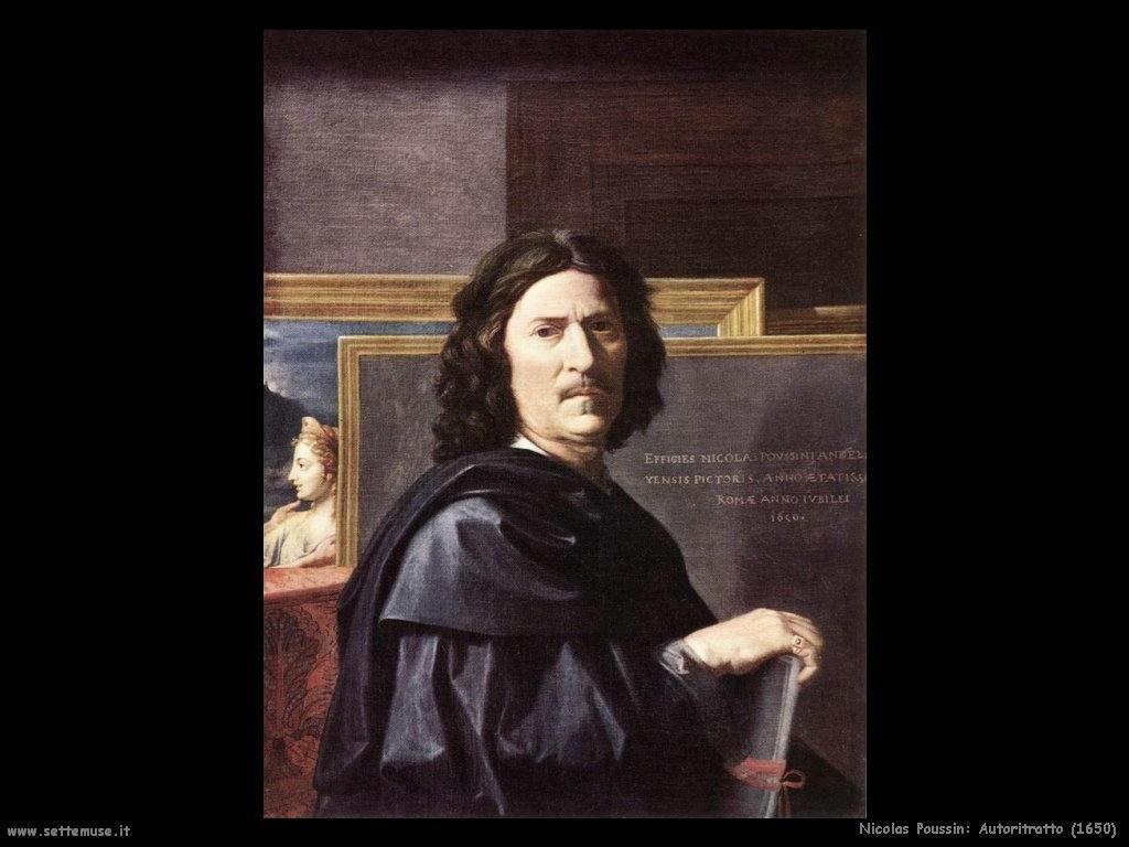 Nicolas Poussin_autoritratto_1650