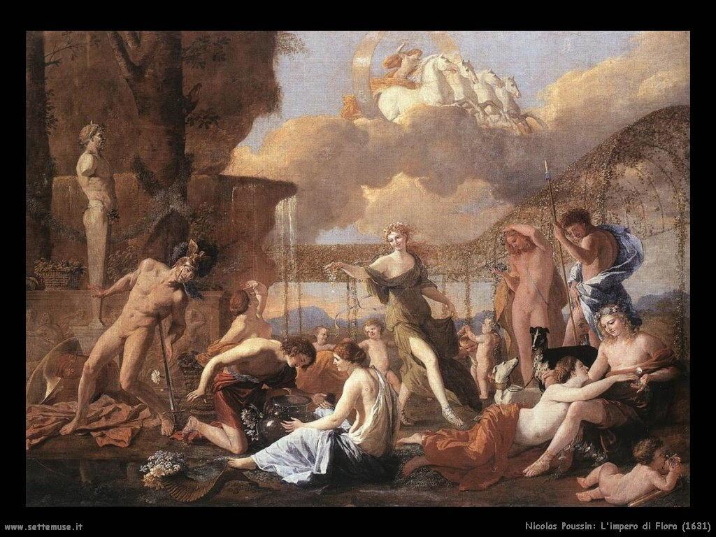 Nicolas Poussin_l_impero_di_flora_1631