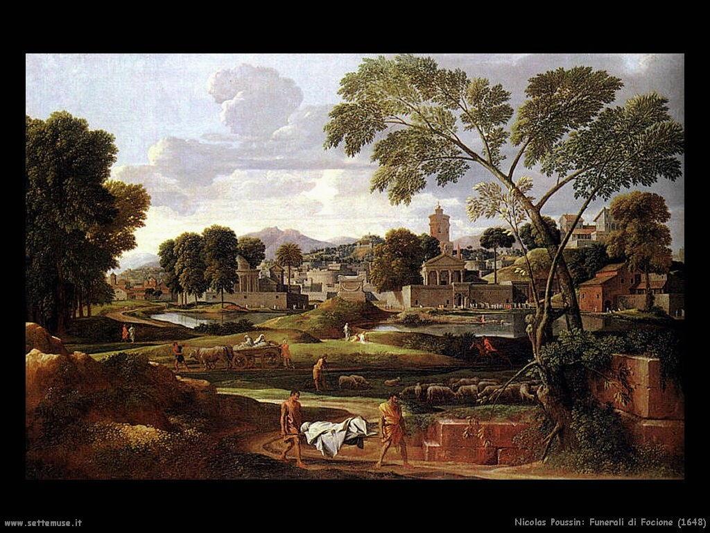 Nicolas Poussin_funerali_di_focione_1648