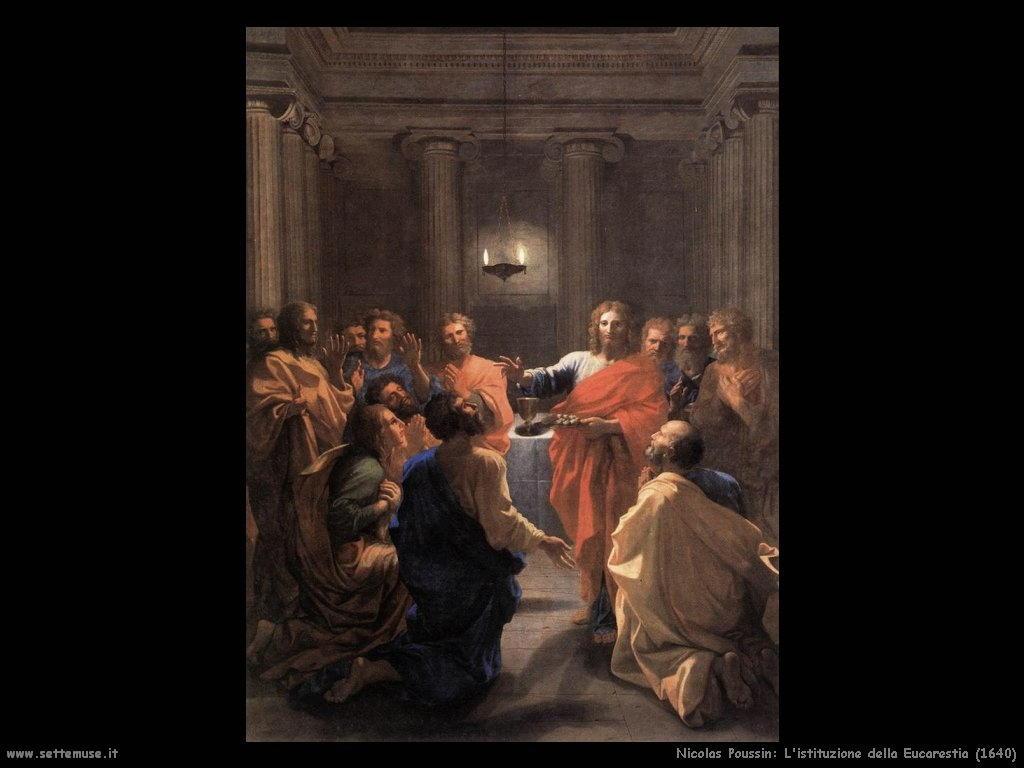 Nicolas Poussin_l_istituzione_della_eucarestia_1640