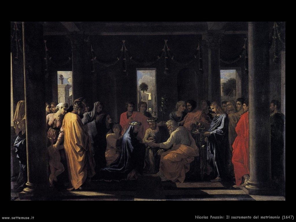 Nicolas Poussin_il_sacramento_del_matrimonio_1647