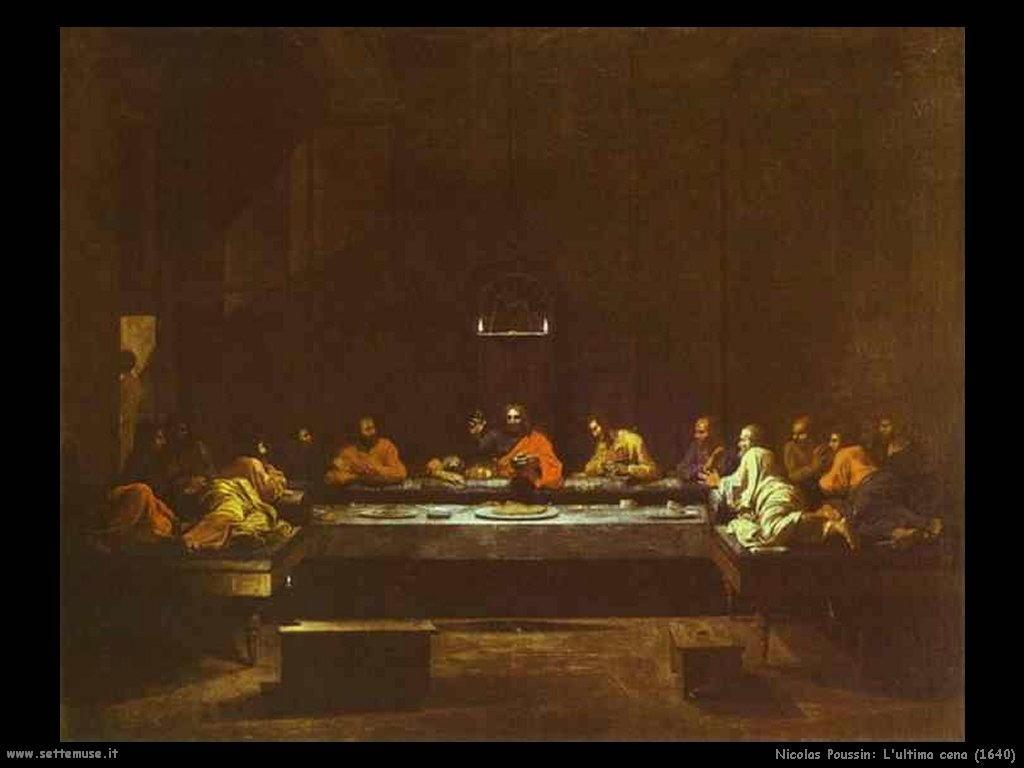 Nicolas Poussin_l_ultima_cena_1640