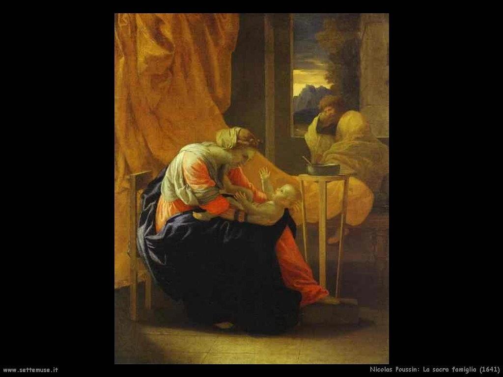 Nicolas Poussin_la_sacra_famiglia_1641