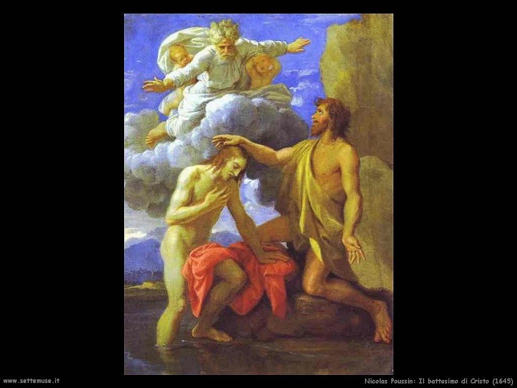 Nicolas Poussin_il_battesimo_di_cristo_1645