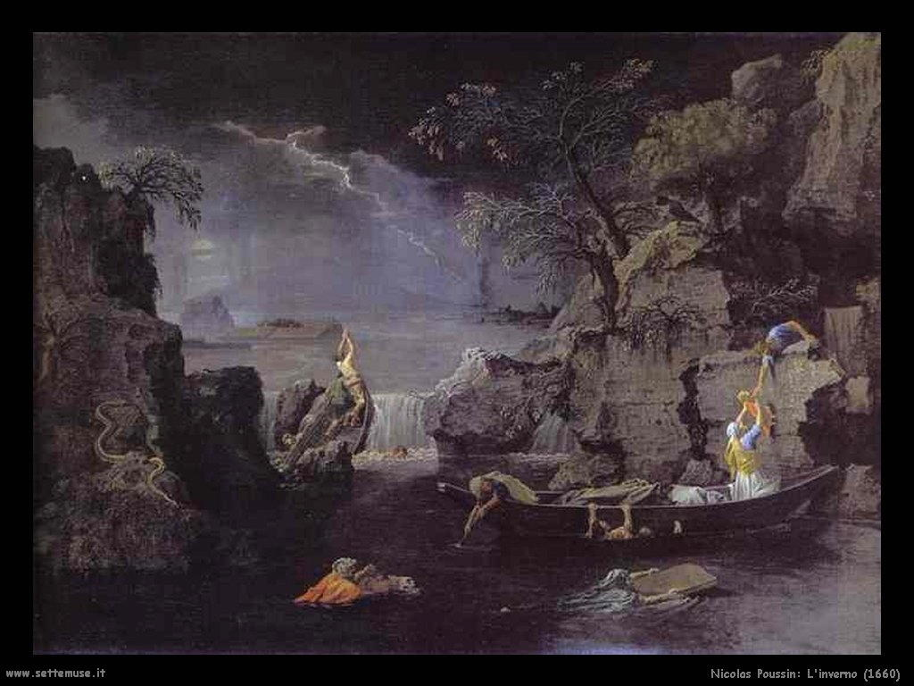 Nicolas Poussin_inverno_1660
