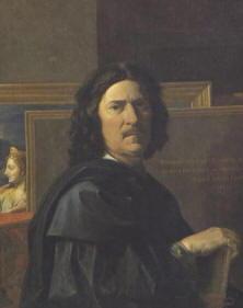 Autoritratto di Nicolas Poussin