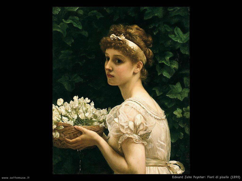 edward_john_poynter__fiori_di_pisello_1890