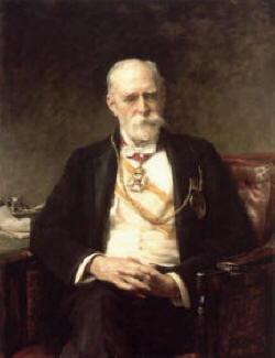 Ritratto di Edward John Poynter
