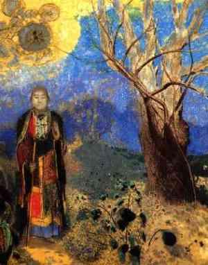 Pittura di Odilon Redon