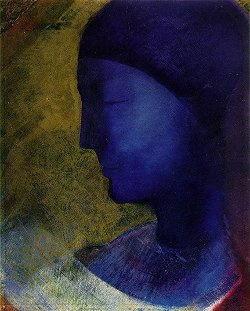 Dipinto di Odilon Redon