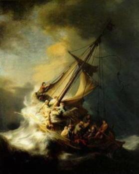 Pittura di Rembrant