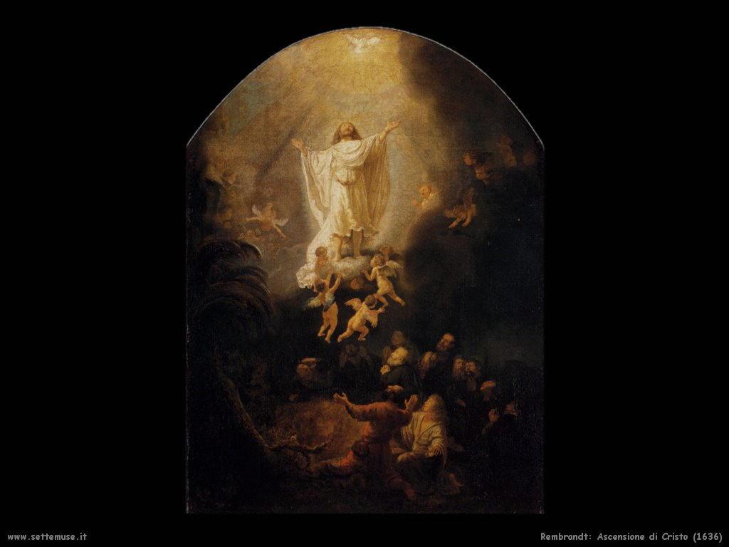 Rembrandt _ascensione_di_Cristo_1636