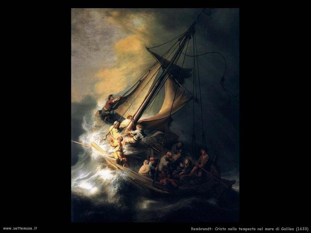 Rembrandt _Cristo_nella_tempesta_galilea_1633