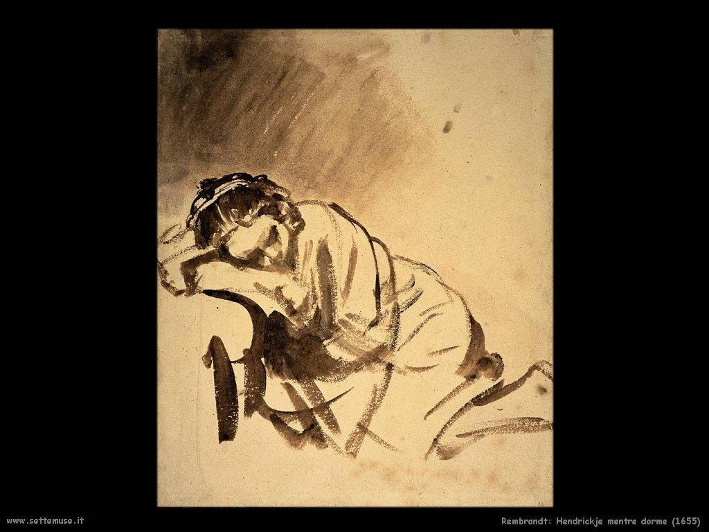 Rembrandt_hendrickje_mentre_dorme_1655