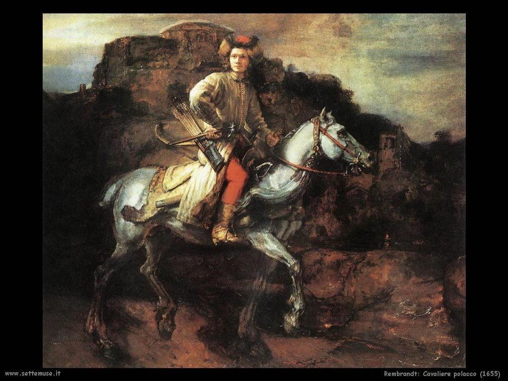 Rembrandt _cavaliere_polacco_1655