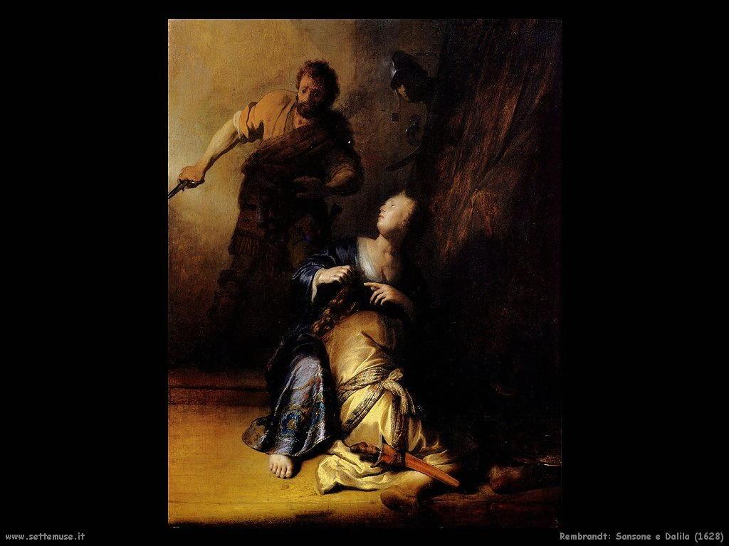 rembrandt sansone_e_dalila 1628