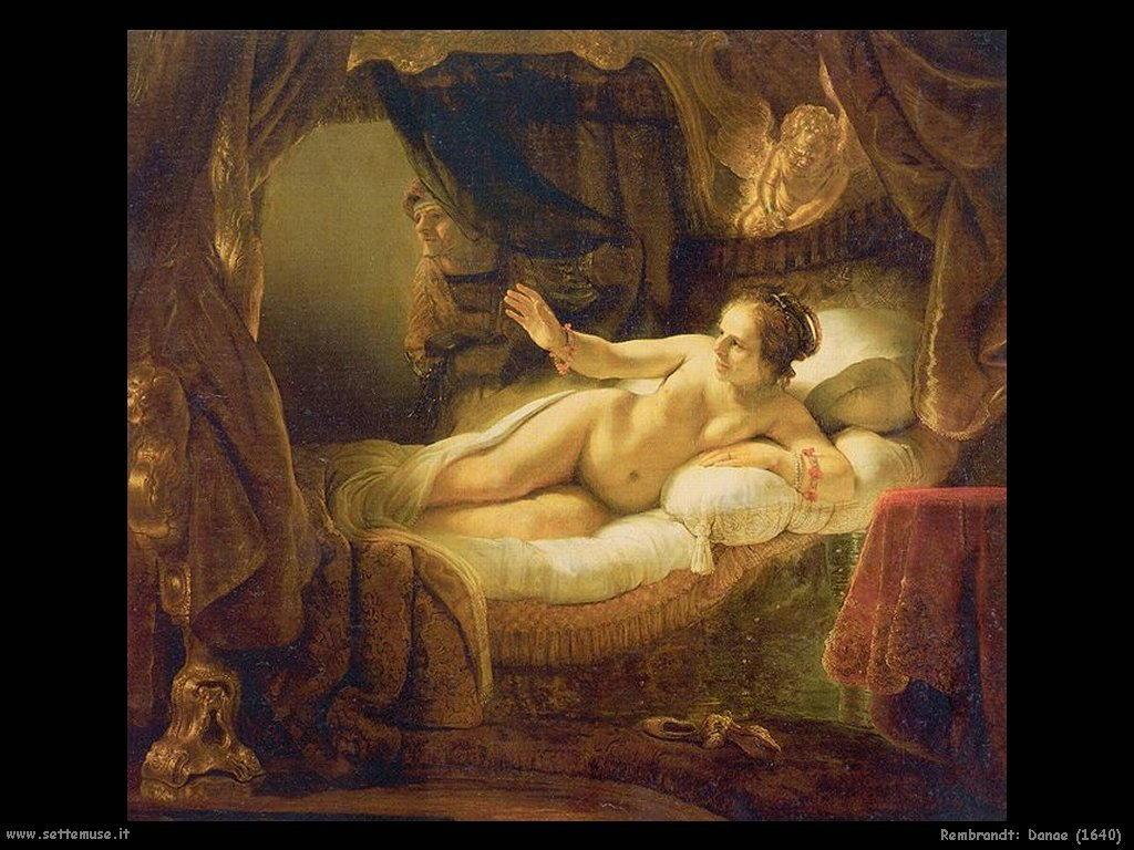 Rembrandt _danae_1640