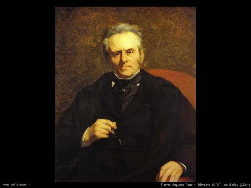 Pierre-Auguste Renoir_ritratto_di_william_sisley