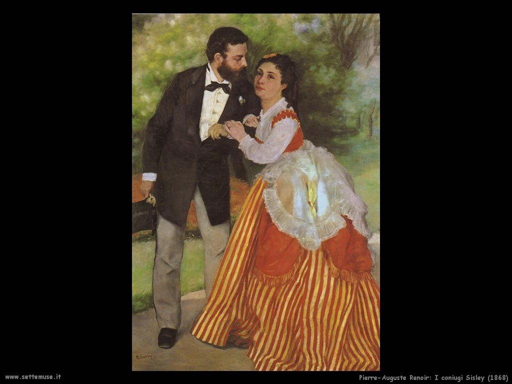 Pierre Auguste Renoir_i_coniugi_sisley