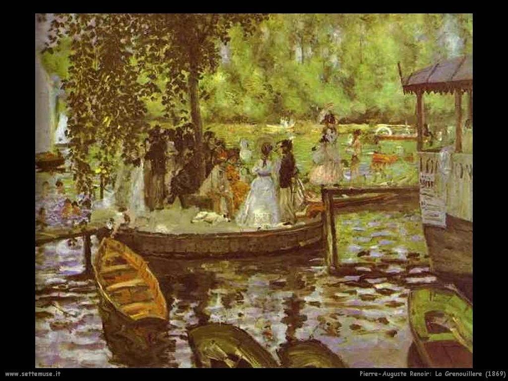 1869_la_grenouillere Pierre-Auguste Renoir