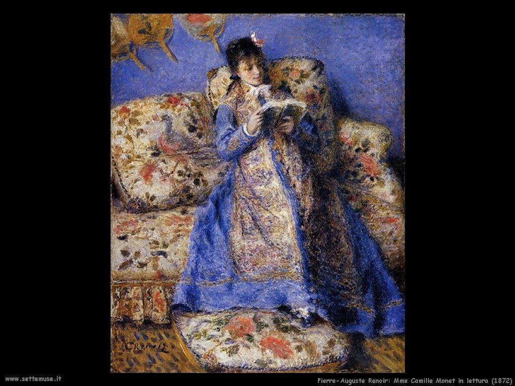 Pierre-Auguste Renoir_camille_monet_in_lettura