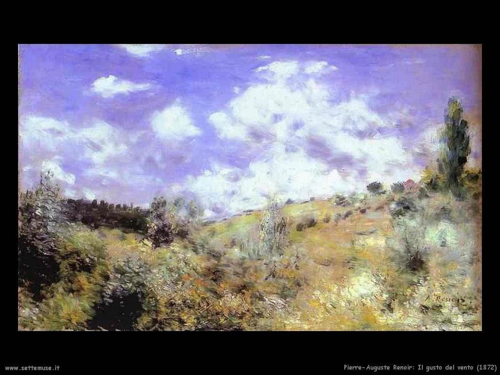 1872_il_gusto_del_vento Pierre-Auguste Renoir