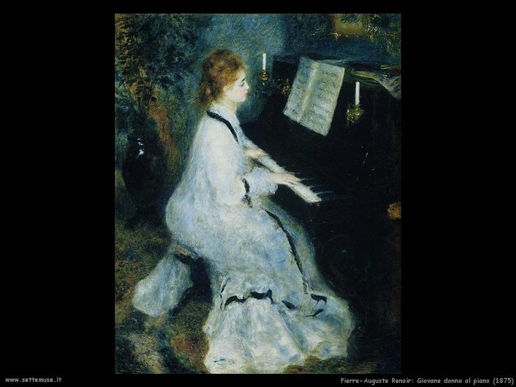 Pierre-Auguste Renoir_giovane_al_piano