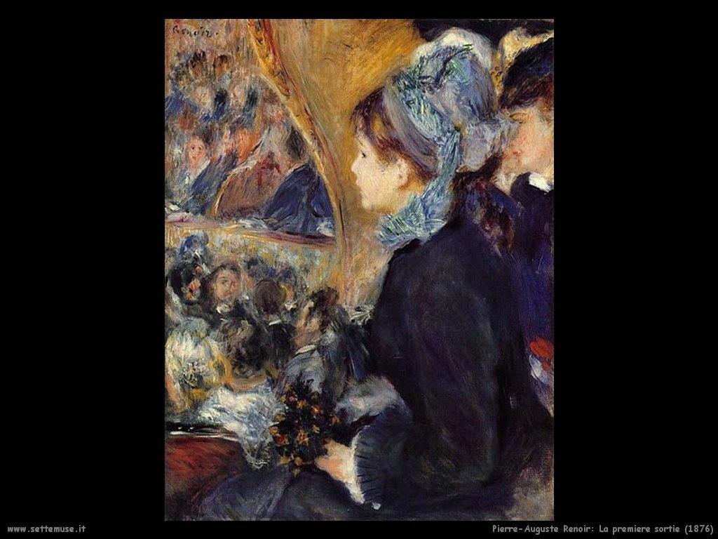 Pierre-Auguste Renoir_la_premiere_sortie
