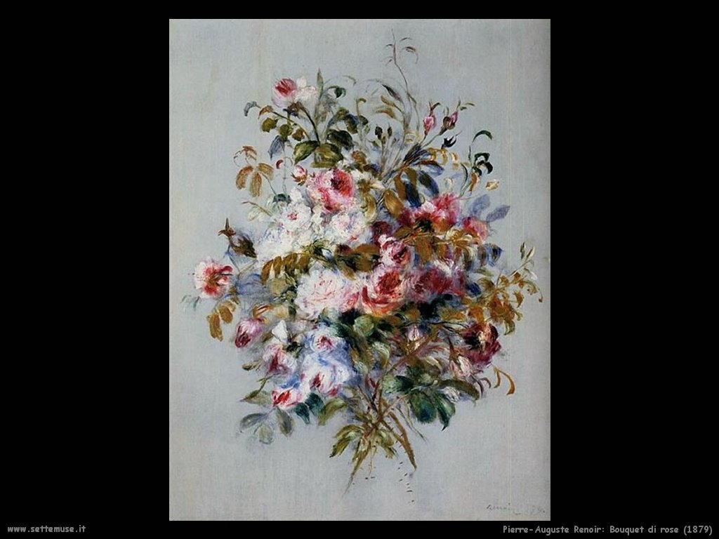 1879_bouquet_di_rose Pierre-Auguste Renoir
