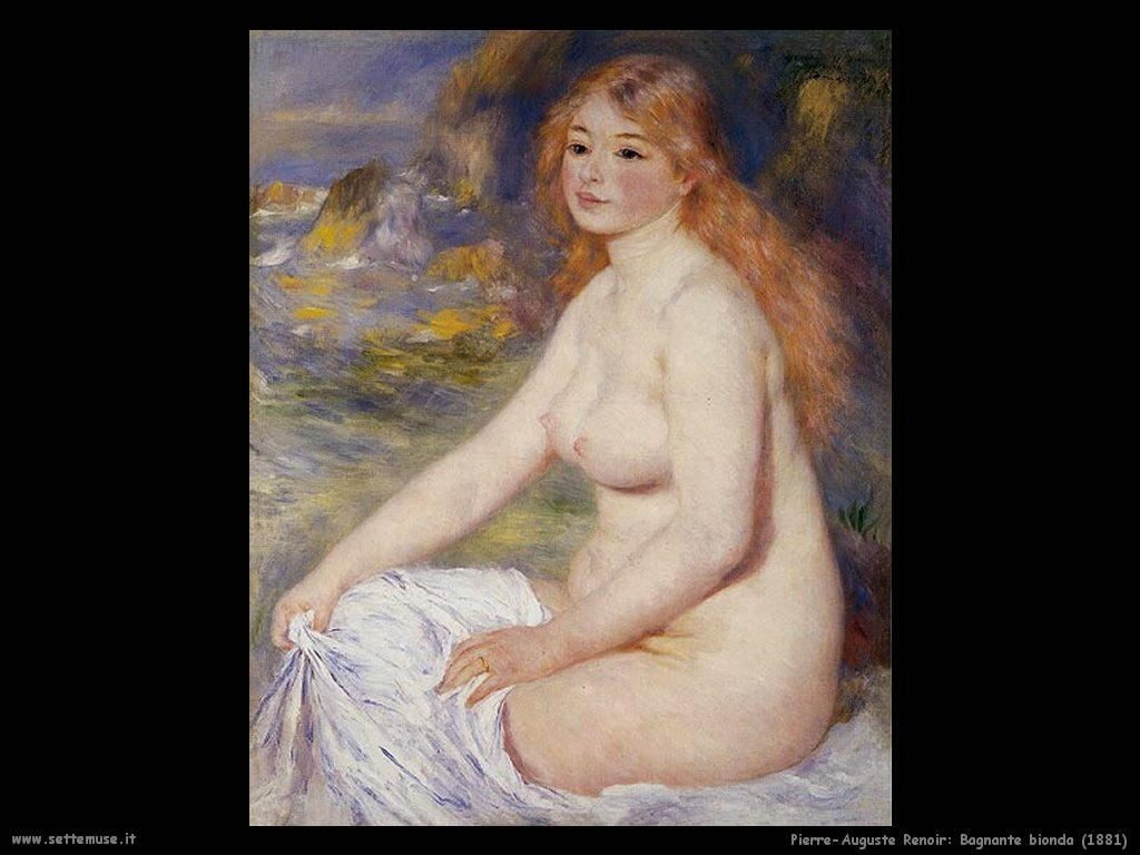 bagnante_bionda Pierre-Auguste Renoir