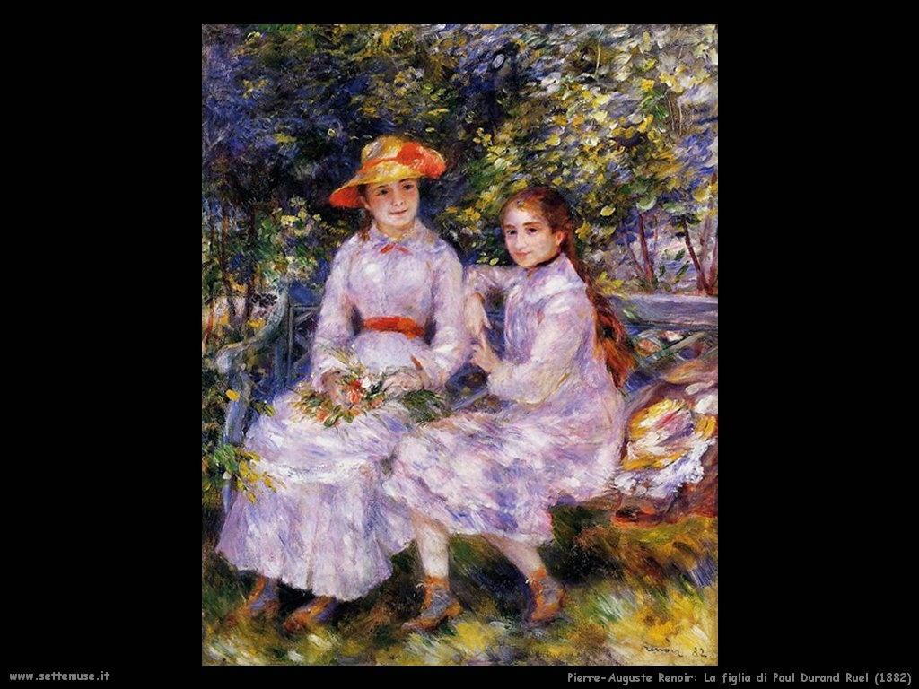Pierre-Auguste Renoir figlia_di_paul_durand_ruel