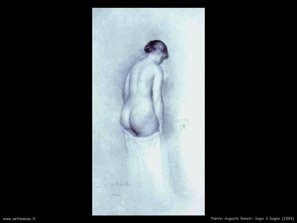 dopo_il_bagno Pierre-Auguste Renoir