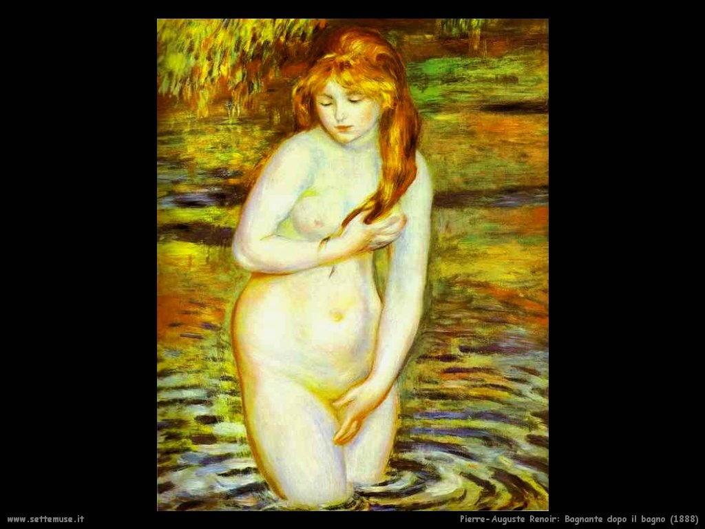 bagnante_dopo_il_bagno Pierre-Auguste Renoir