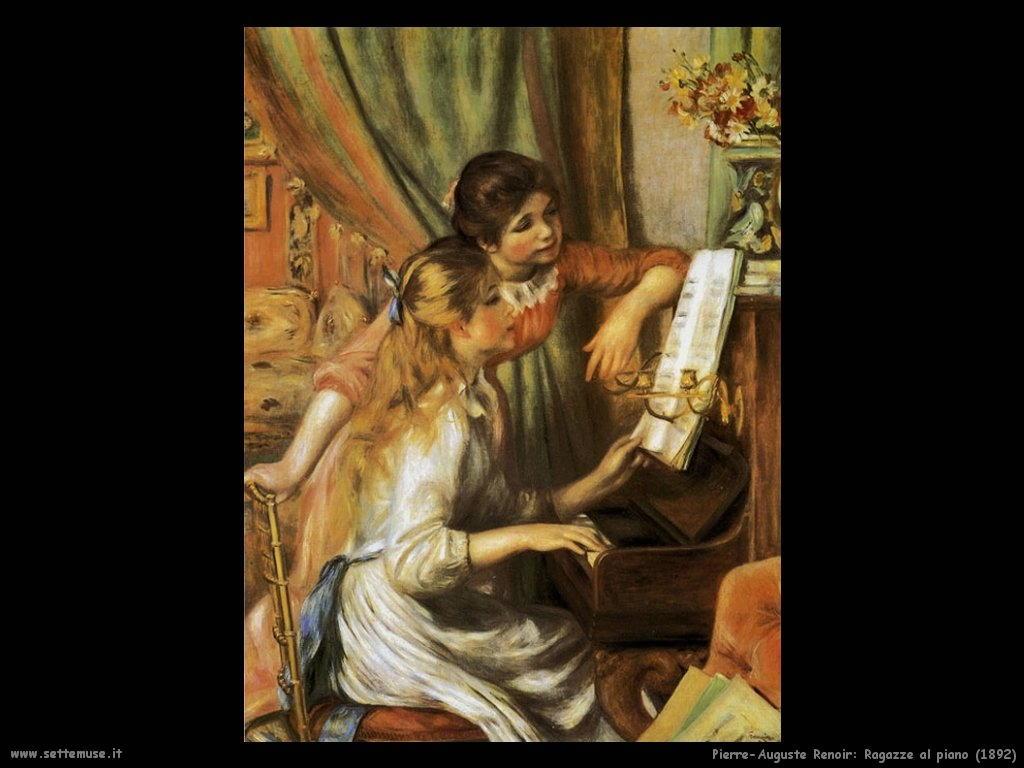Pierre-Auguste Renoir _ragazze_al_piano